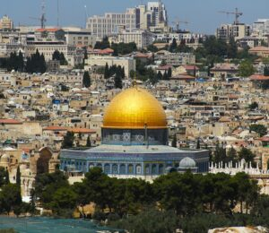 Jerusalem has been conquered many times through history; in this blog it was conquered in 586 BC by the Babylonians who destroyed the city and Temple.