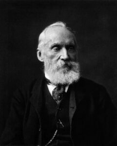 Kelvin believed everything about physics was known at the end of the 19th century.