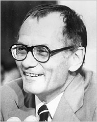 Robert Jastrow was a very influential astrophysicist who recognized the theological implications of the Big Bang.