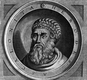 Herod the Great was the rule of Judea during the time that Christ was born. We was a ruthless dictator who killed many in his own family to stay in power.