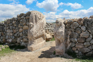 Ancient Hattusa is a Hittite city; liberal scholars did not believe there was a Hittite civilization until it was discovered early in the 20th century.