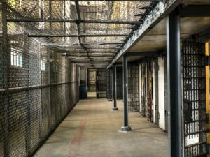 Christian prison ministries try to reduce recidivism by helping prisoners find a reason for living, vocational education, and post-discharge support.  Atheists find no meaning in life and no hope for criminal rehabilitation.