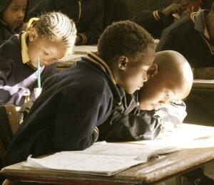 School children who attend church on a weekly basis have a much better work ethic and graduation rates than those who do not.