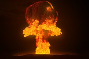 Above ground nuclear testing has produced birth defects and excess deaths throughout the entire province.