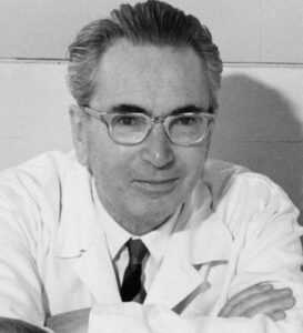 Victor Frankl was a psychiatrist interested in psychotherapy.