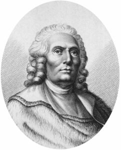 Astruc was a French physician who questioned the historicity of Genesis.