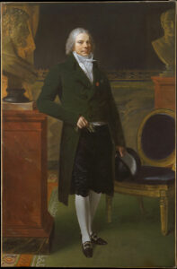Talleyrand offered to stop seizing American ship if America would pay a ransom of millions of dollars.