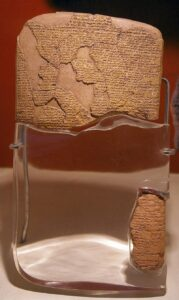 The peace treaty between the Egyptians and Hittites is the oldest documented peace treaty.