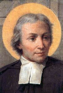LaSalle was a Roman Catholic priest who is now a saint, and is considered the patron saint of those who educate the young.
