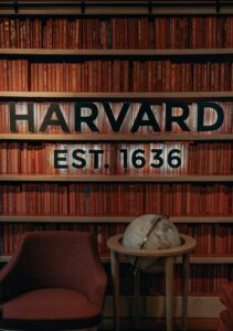 Harvard University was once a religious school but is now totally secular.