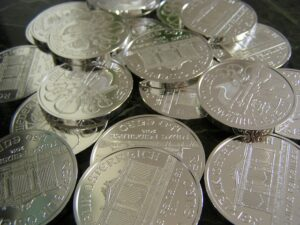 Christ was betrayed for thirty pieces of silver - the price of a slave.