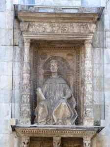 Pliny the Younger was the governor of a province in what is now modern Turkey who harshly judged Christians.