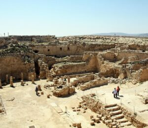 The Herodium was the burial place of Herod the Great.