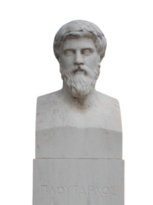 The ancient Roman historian Plutarch provided information regarding the death of Herod.