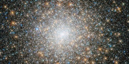 Star Cluster M15.